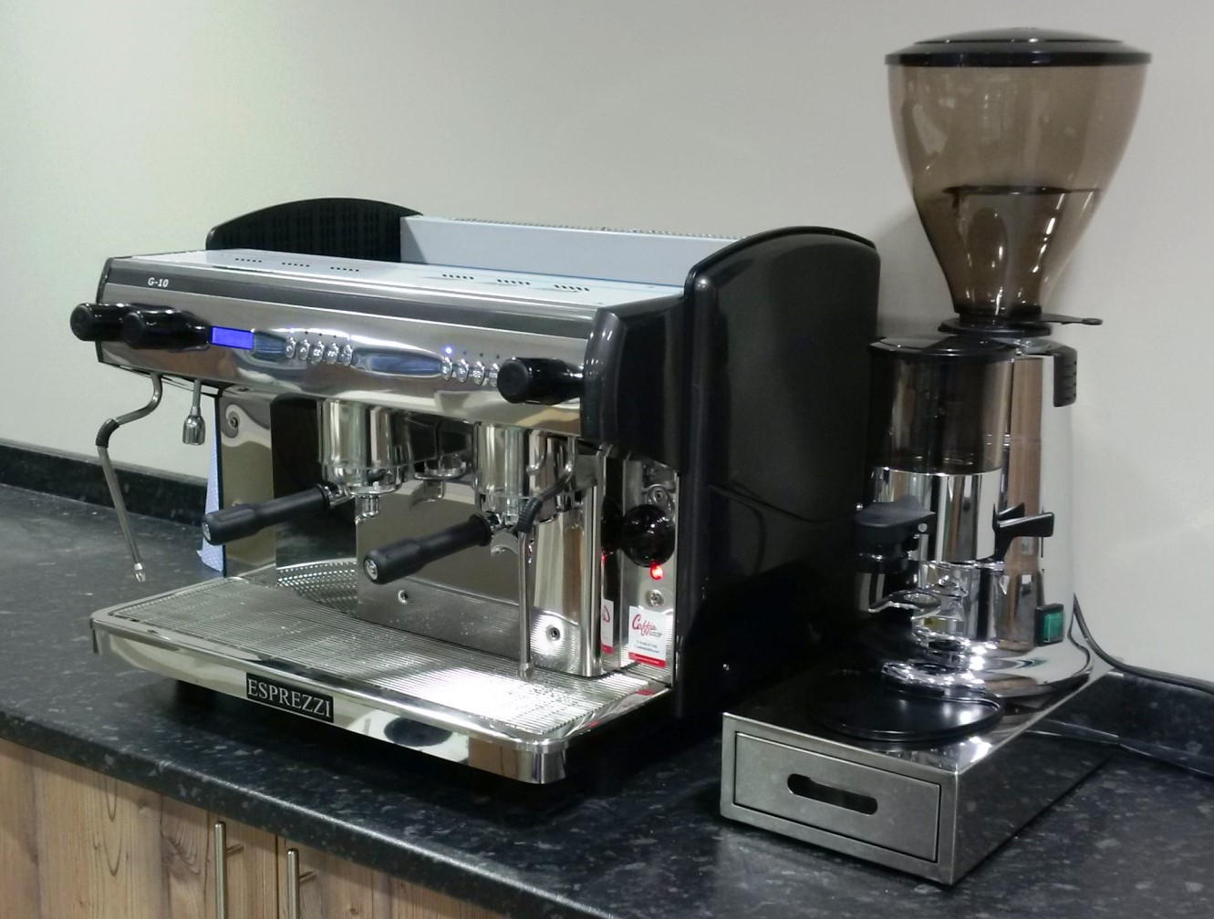 Esprezzi Ultra Espresso Coffee Machines