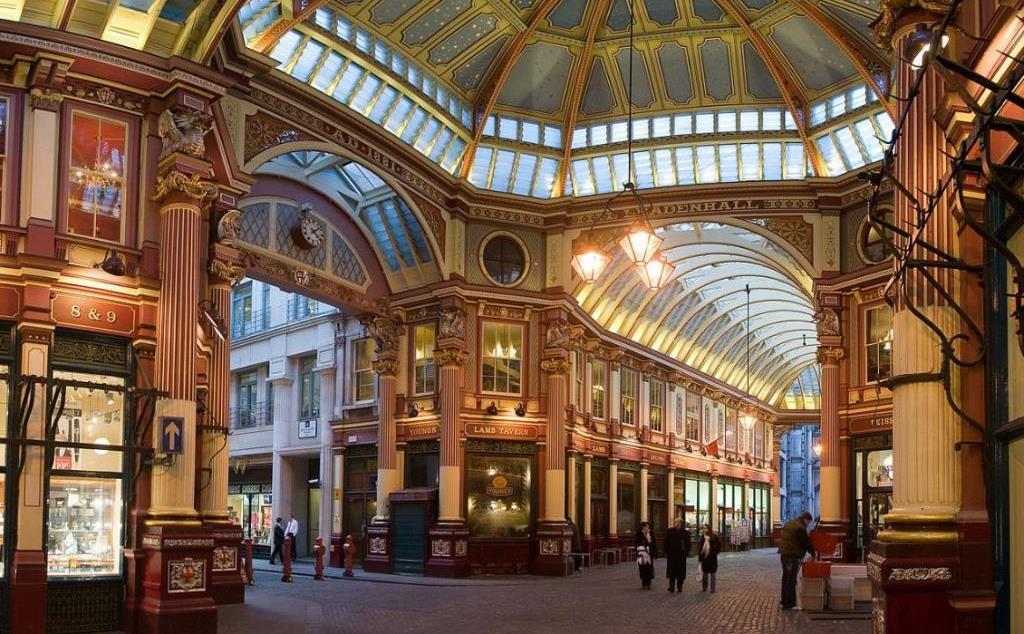 Leadenhall Market City of London
