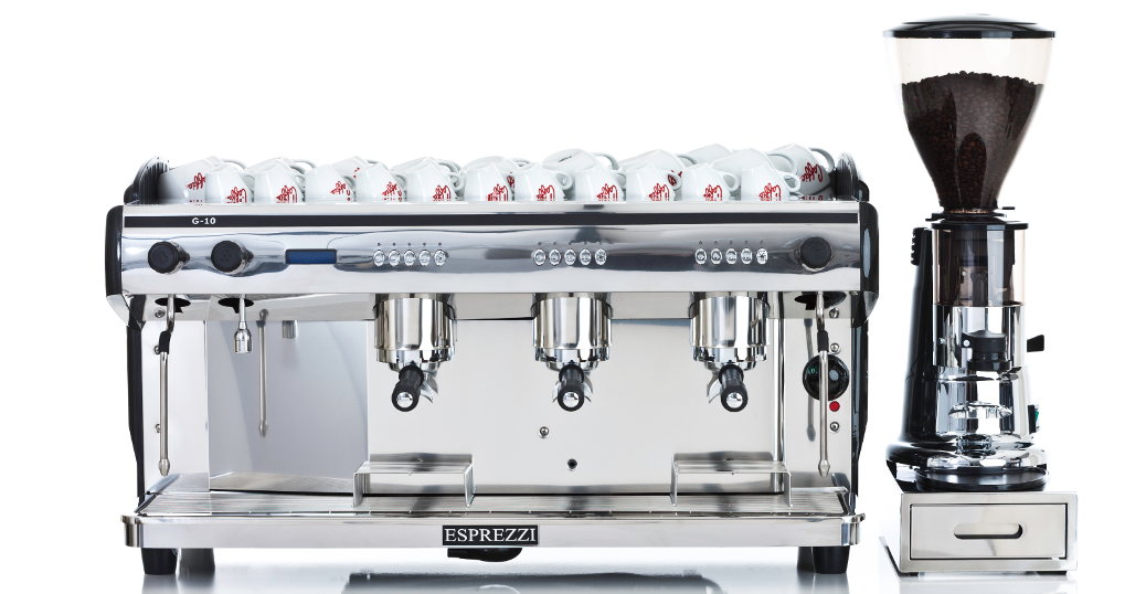Types Of Commercial Espresso Machines