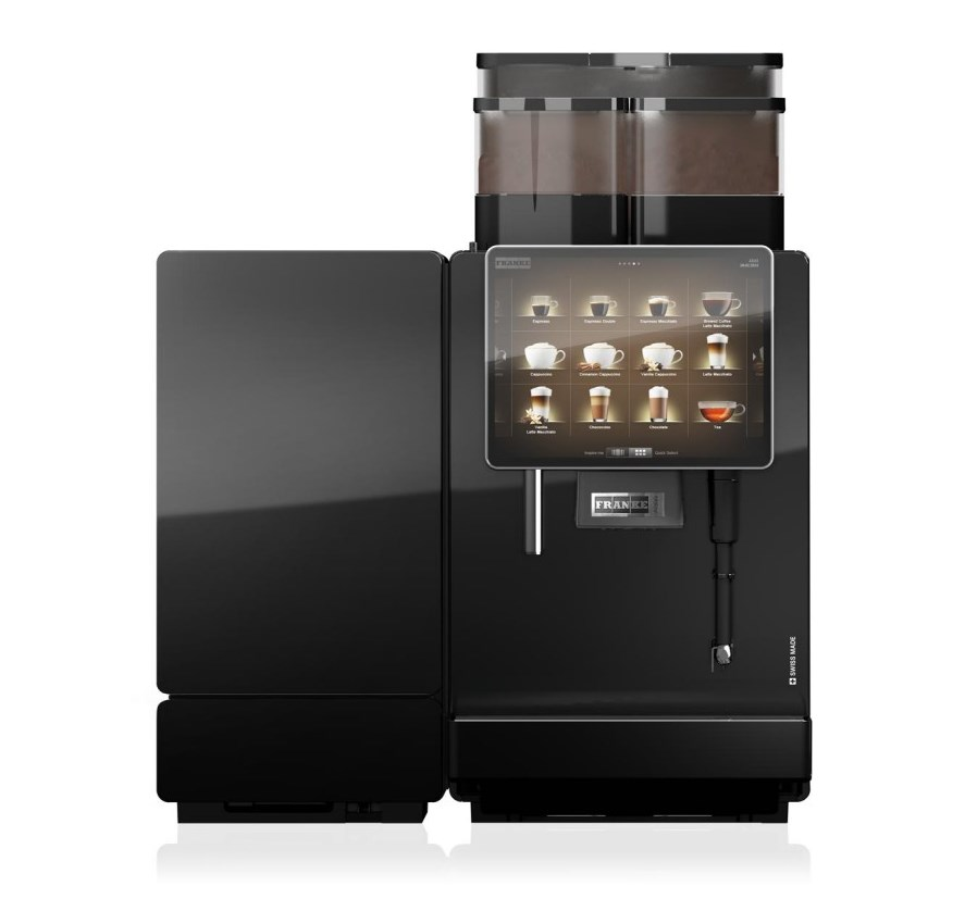 Self Service Coffee Machines London