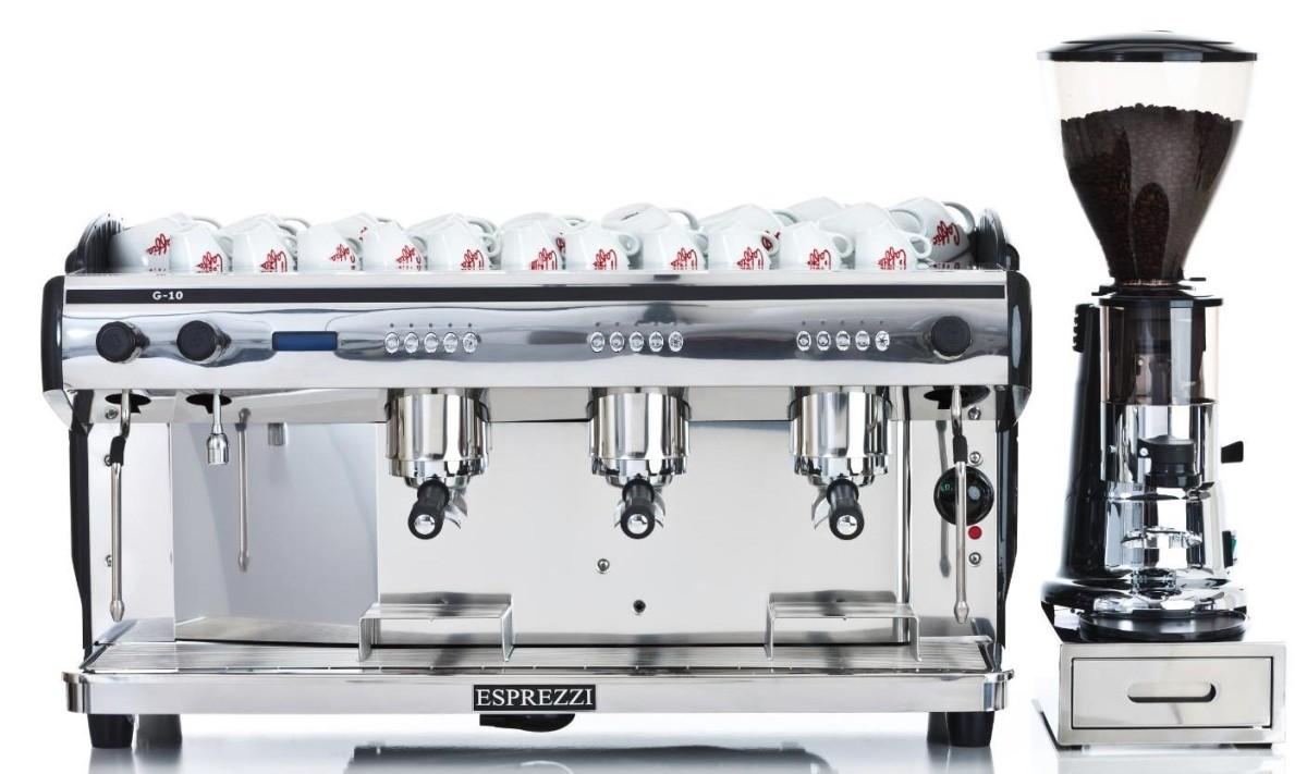 Restaurant Coffee Machines Caffia Coffee Group