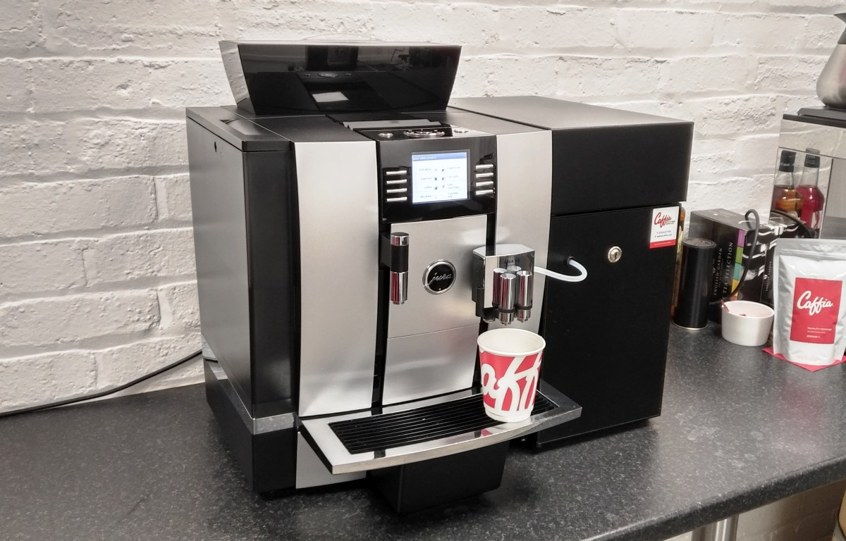 Bean To Cup Coffee Machines In Wales