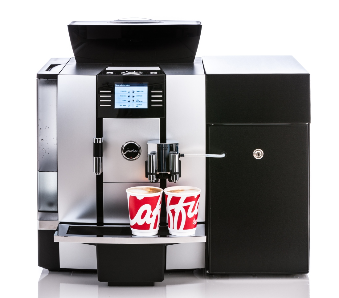 Professional coffee machines stirling and falkirk