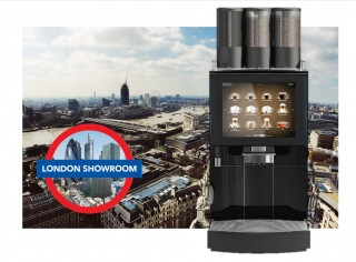 London Showroom Advert