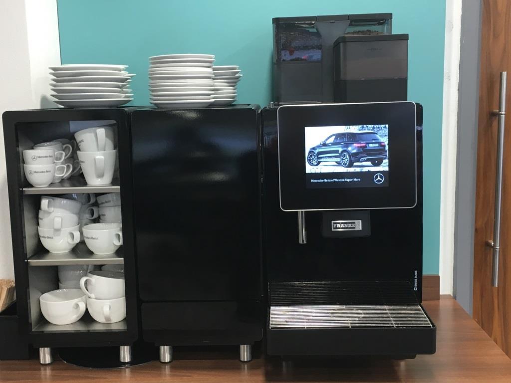 Coffee Machines Somerset