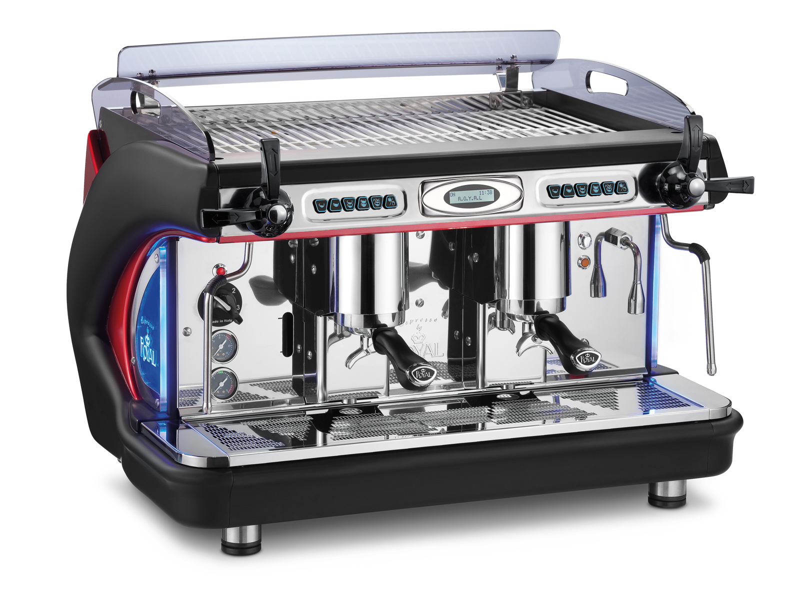 Barista Style Coffee Machines