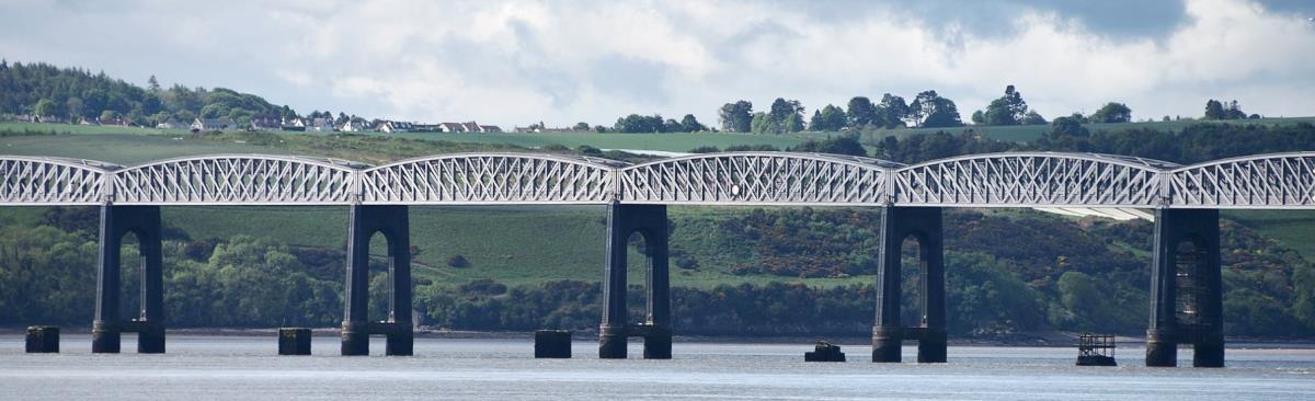 Tay Bridge Dundee
