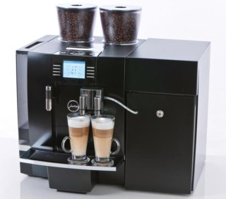 jura coffee machine caffia coffee group. Black Bedroom Furniture Sets. Home Design Ideas
