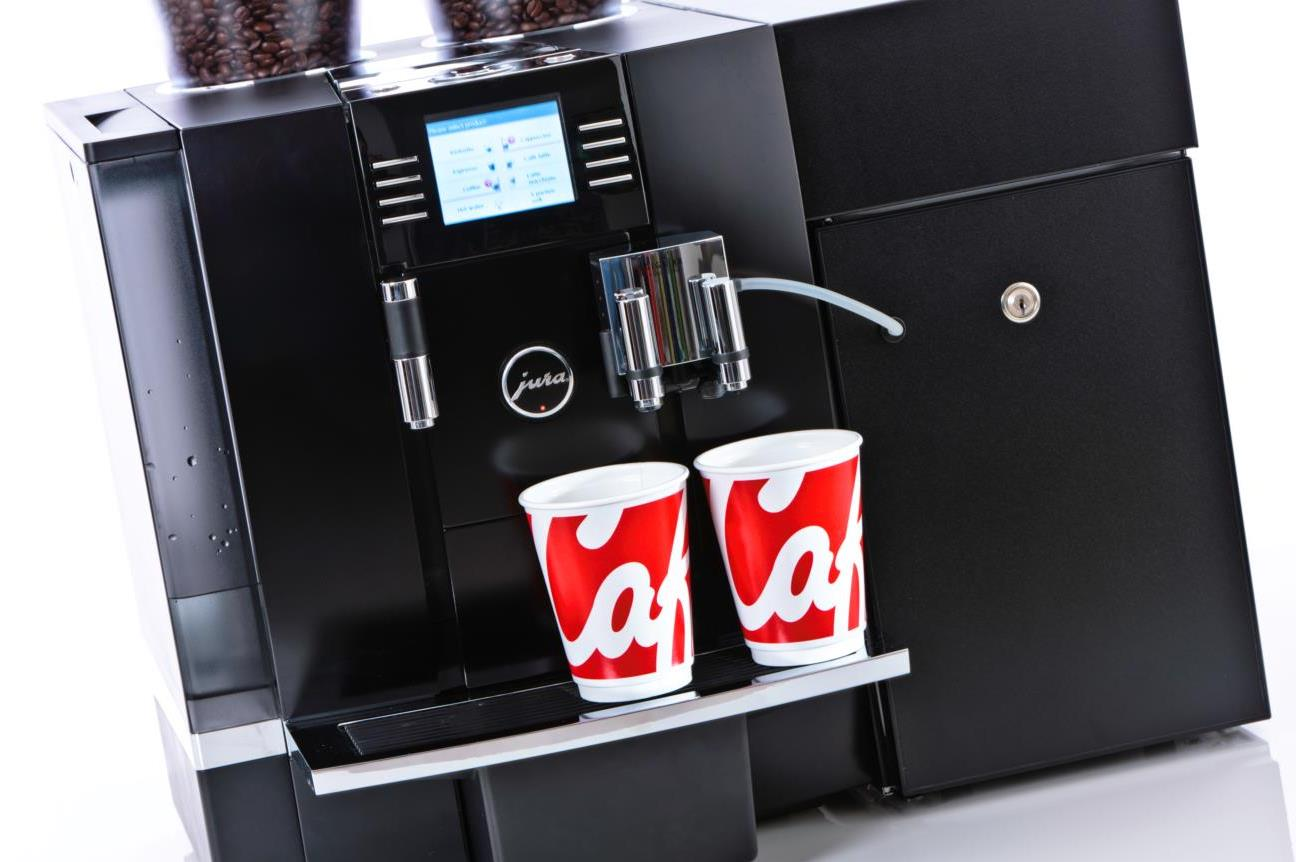 Coffee Machine For Retail Shop