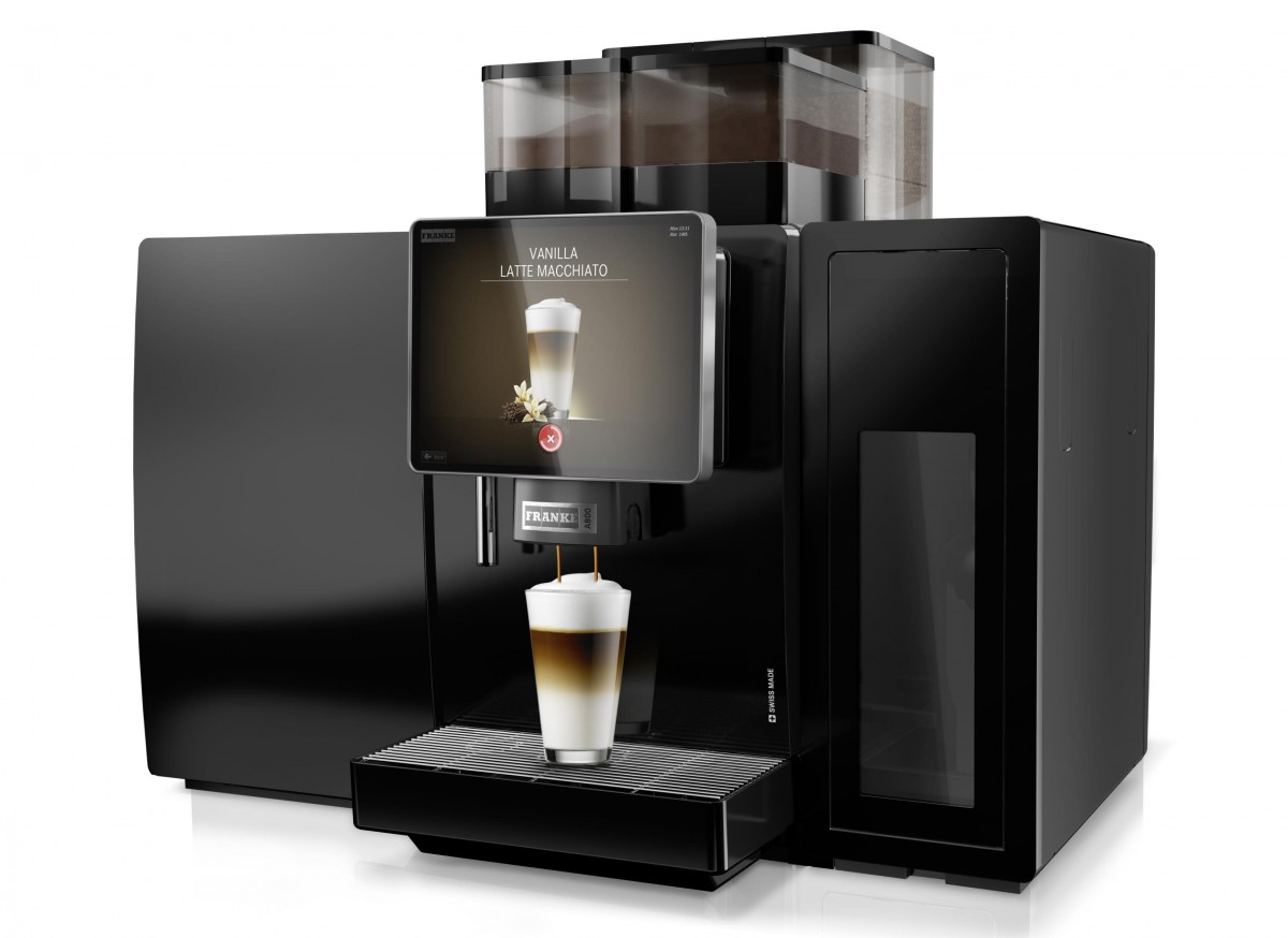 Heavy Duty Bean To Cup Coffee Machine