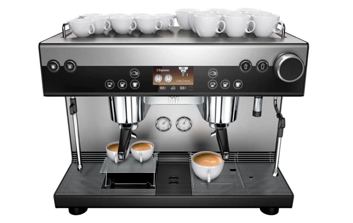 Commercial Coffee Machine Hire WMF Espresso