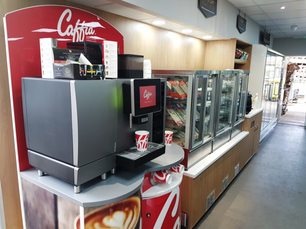 Coffee Machines Watford and Hemel Hempstead