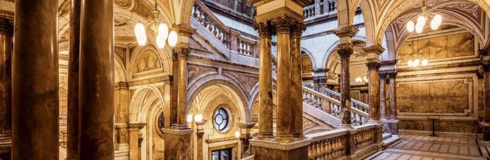 Glasgow City Chambers Interior
