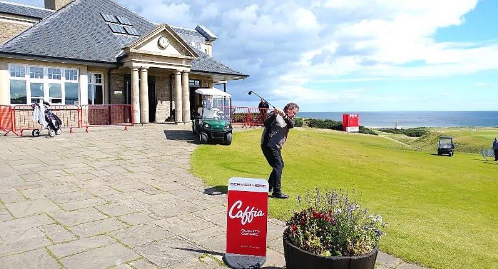 Ricoh Championship Kingsbarns Golf Links