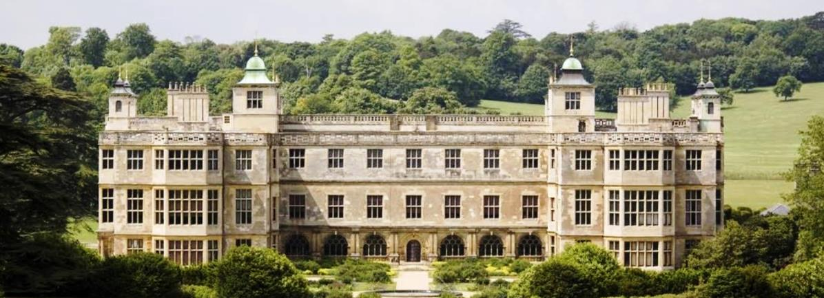 Audley End House Gardens