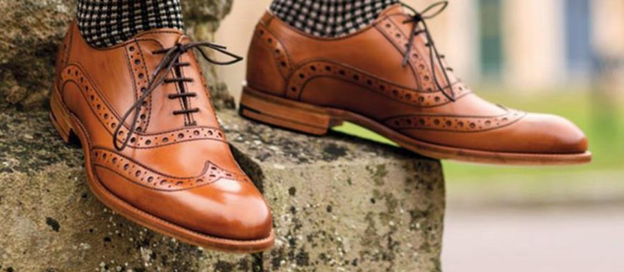 Barker Shoes Northampton Area