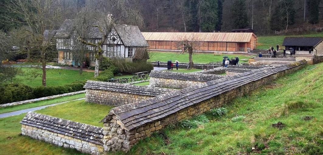 Chedworth Roman Villa Gloucester