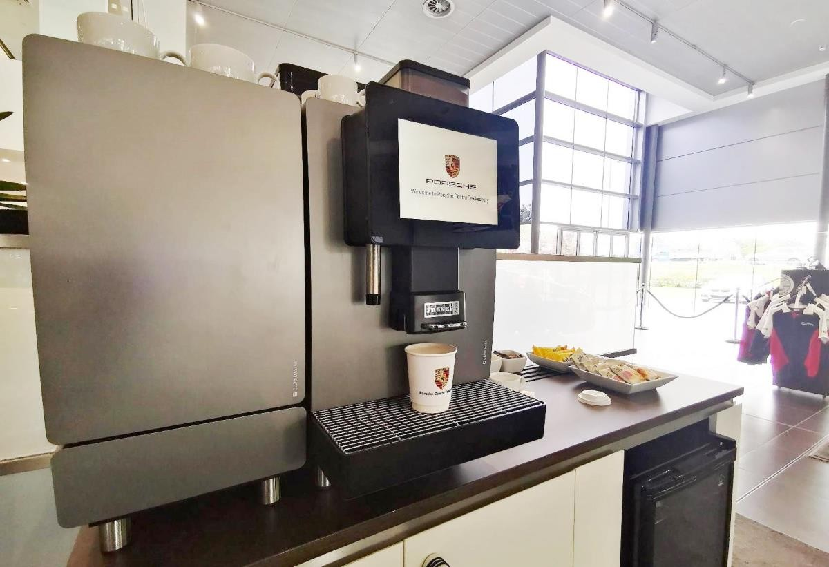 Small Office Coffee Machine