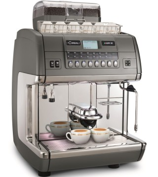 commercial bean to cup coffee machines from La Cimbali