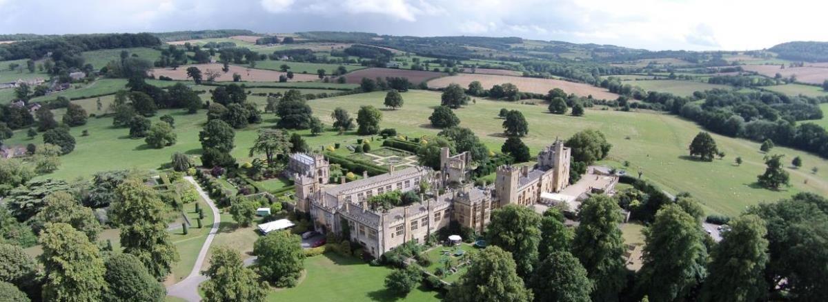 Sudeley Castle Gloucestershire
