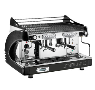 Traditional espresso coffee machines in London