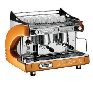Synchro 2 Group Compact Orange