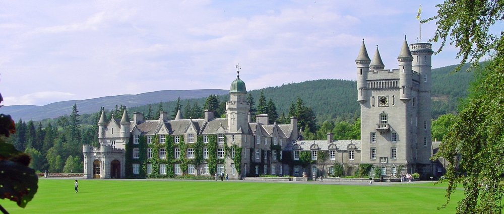 Balmoral Castle Aberdeenshire