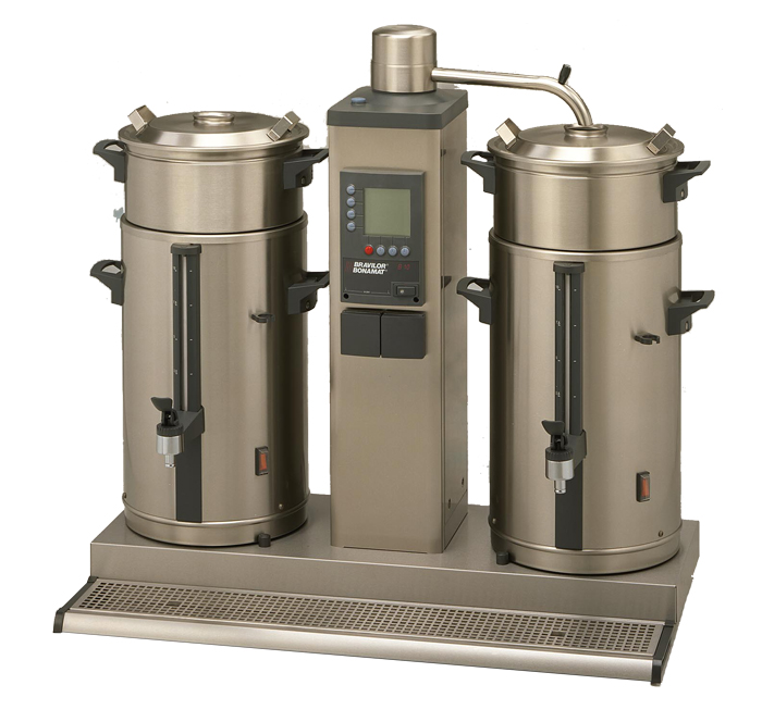 commercial filter machine