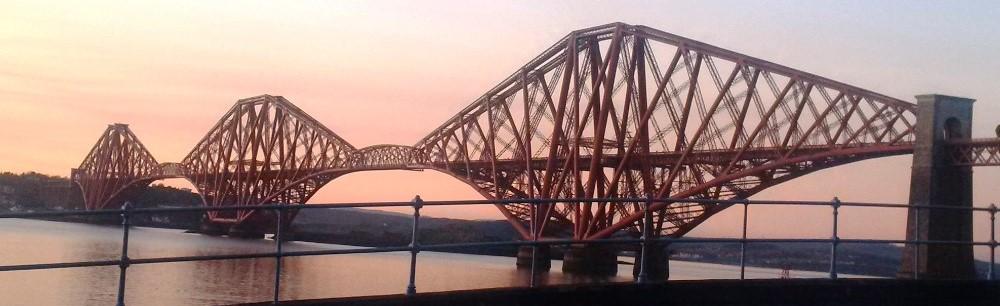 Forth Rail Bridge Fife