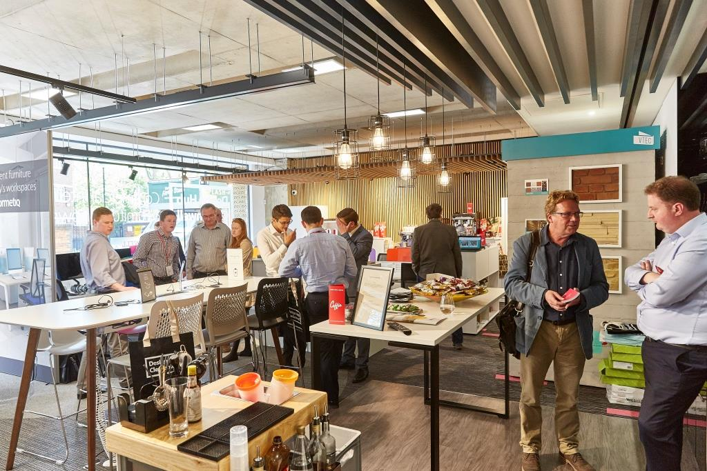 London Commercial Coffee Machines Showroom
