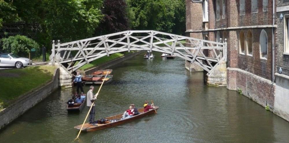 River Cam Cambridge University