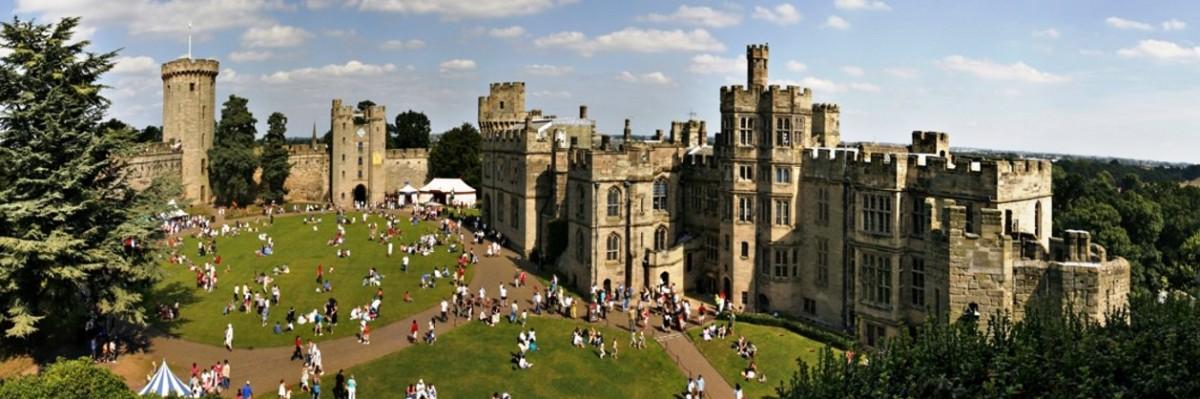 Warwick Castle, Warwickshire