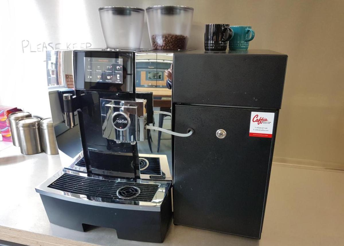 Coffee Machine Suppliers Edinburgh