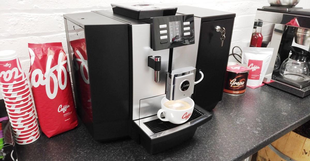 Office Coffee Machines Leeds