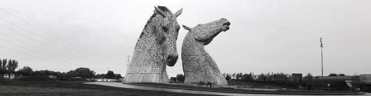 The Kelpies Falkirk