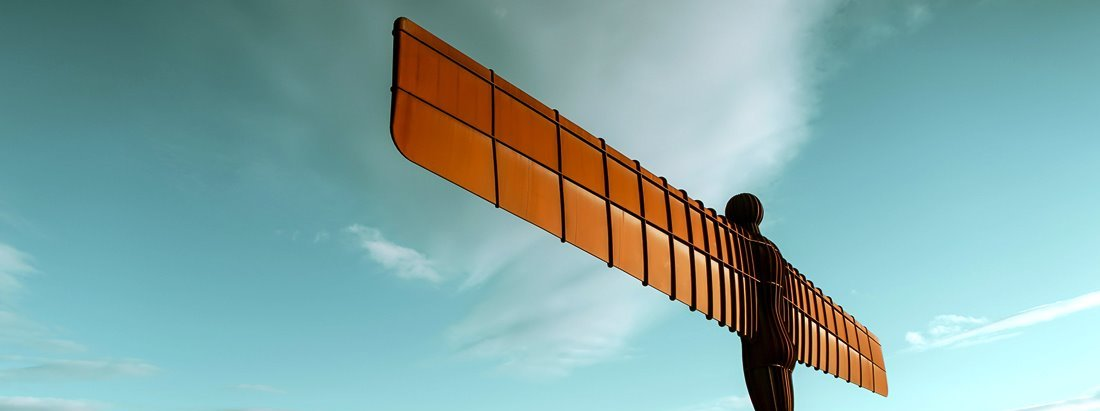 Angel of the North Newcastle Upon Tyne