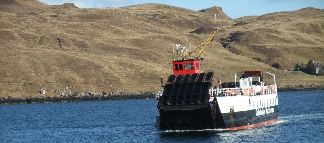 Isle of Skye and Raasay