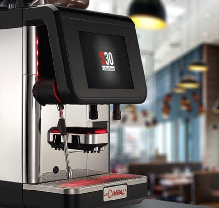 la cimbali s39 coffee machine caffia coffee group. Black Bedroom Furniture Sets. Home Design Ideas