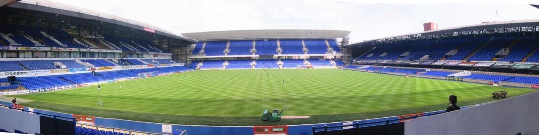 Ipswich Town Football Club Portman Road Stadium
