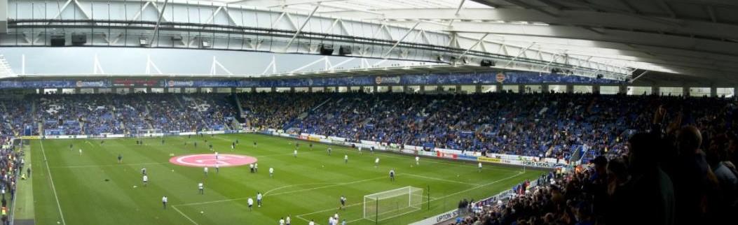 Leicester City Football Club Stadium