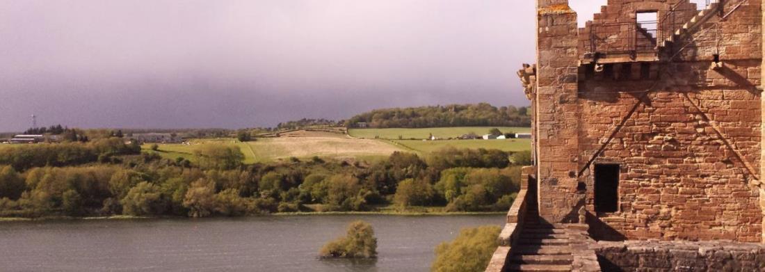 Linlithgow Palace West Lothian Scotland