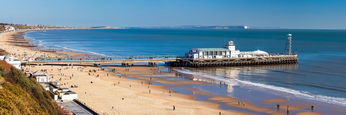 Bournemouth Pier Dorset