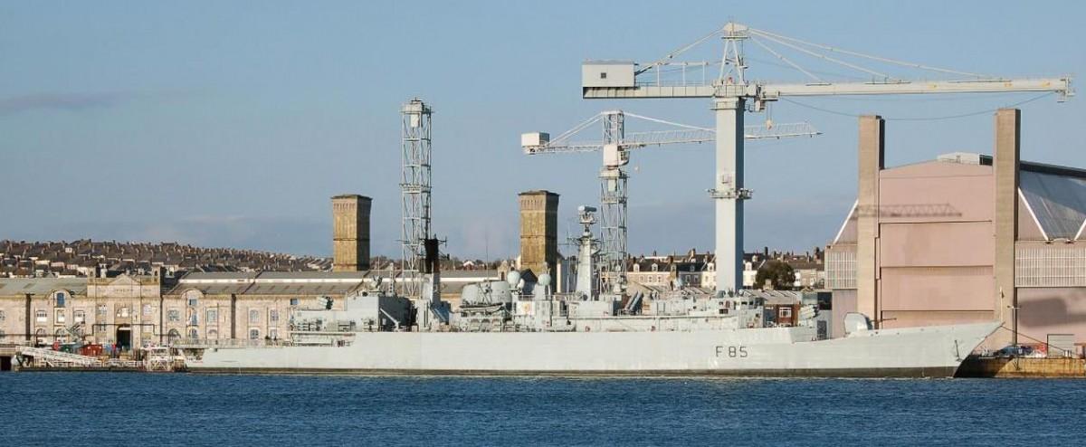 HMNB Devonport Plymouth