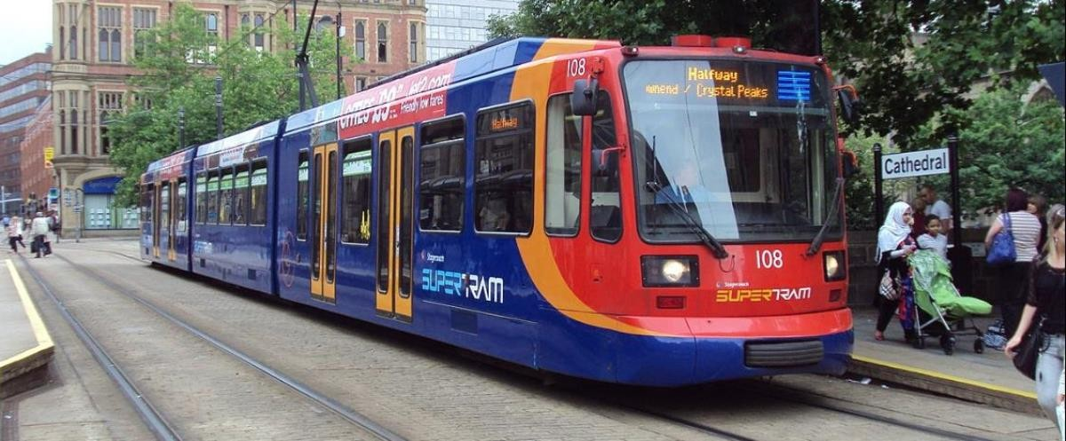 Sheffield Super Tram