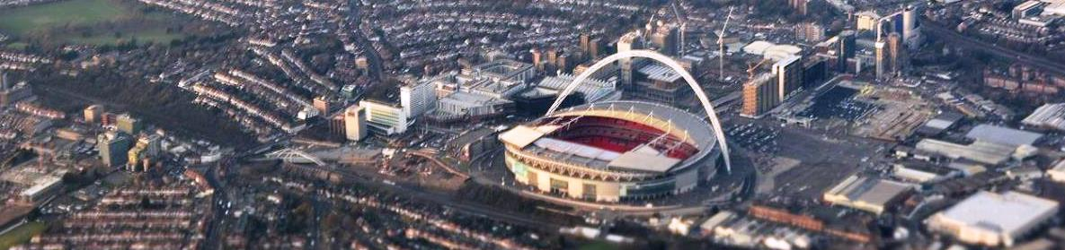 Wembley Stadium West London Area