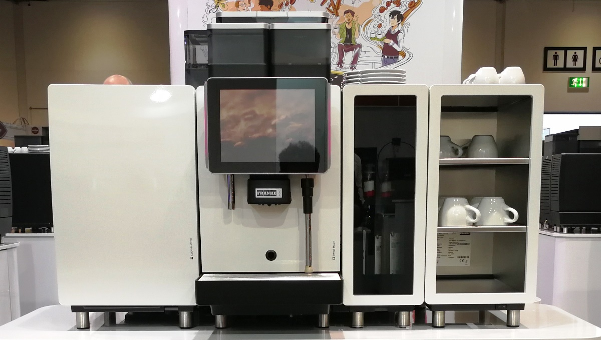 Coffee Machines Rental London Lease