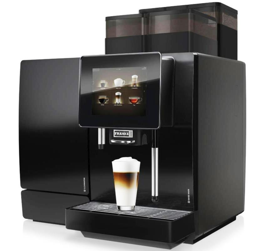 franke a400 bean to cup coffee machine caffia coffee group. Black Bedroom Furniture Sets. Home Design Ideas