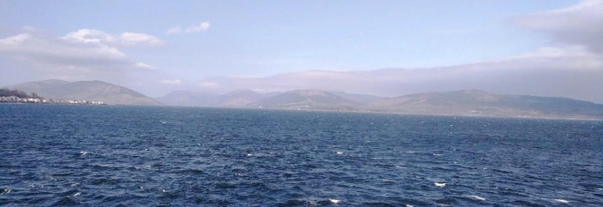 Clyde Estuary Inverclyde Scotland