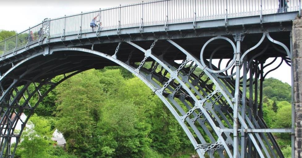Ironbridge near Telford