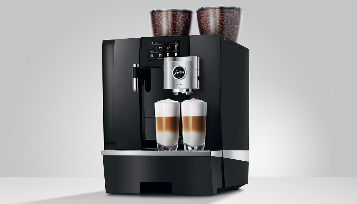 Jura Giga X8 Generation 2 Coffee Machine